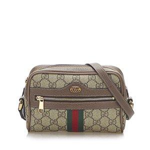 Gucci Ophidia GG Supreme Small Crossbody Bag