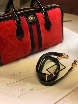 Gucci Ophidia red GG Handtasche