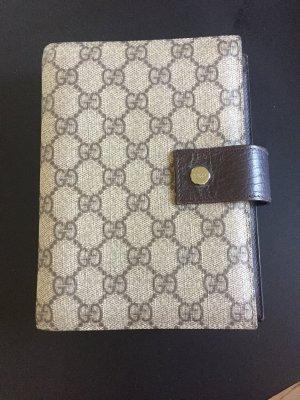 Gucci Porte-clés brun foncé-gris brun
