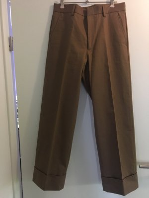 Gucci Chinos light brown cotton