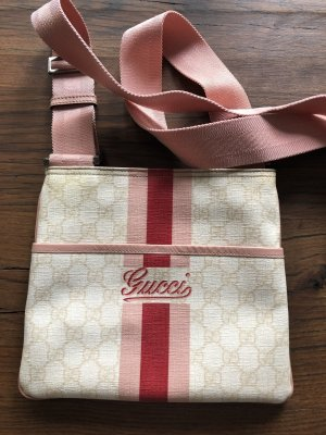 Gucci Original Umhängetasche mit langem Trageriemen