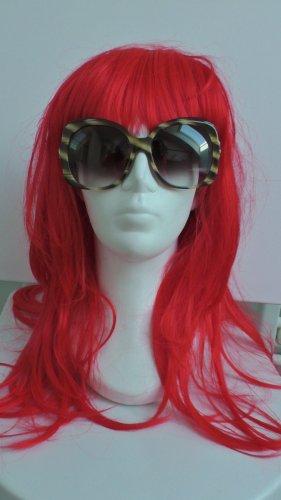 Gucci Oversize Sonnenbrille + Case original wie neu
