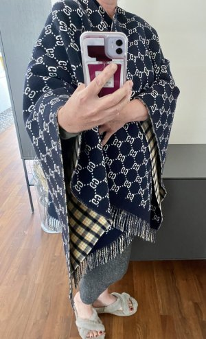 Gucci Plaid/Stola/Cape Neu!