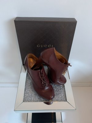 Gucci plateau Ankle Boots