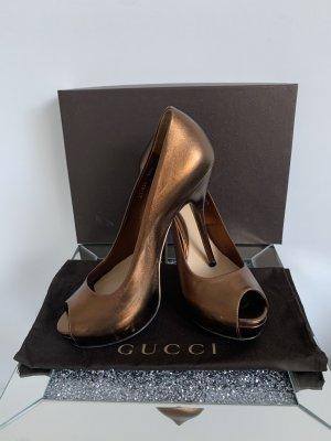 Gucci plateau High Heels