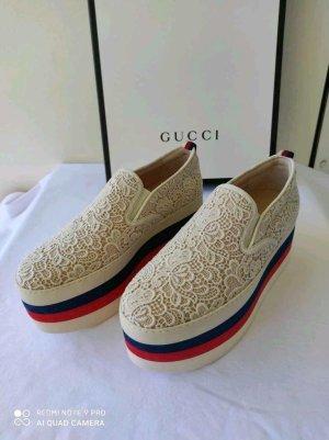 Gucci Slip-on Sneakers multicolored