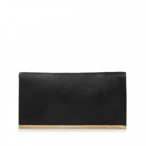 Gucci Pony Hair Clutch Bag
