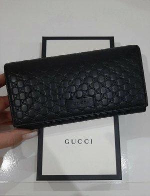 Gucci Portemonnee zwart