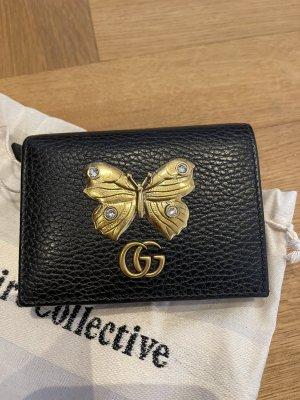 Gucci Portemonnee zwart-goud