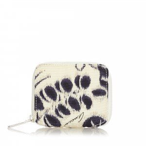 Gucci Printed Canvas Coin Pouch