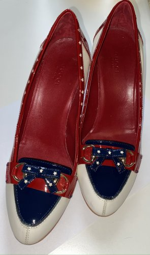 GUCCI +++ Pumps - American Style :-)) !!!! Pinup - Rockabilly !!