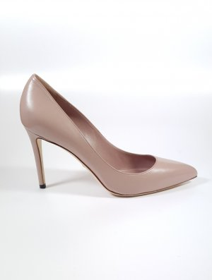 Gucci High Heels beige-nude leather
