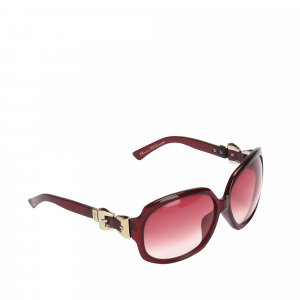 Gucci Zonnebril rood