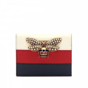 Gucci Queen Margaret Leather Wallet