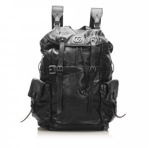 Gucci ReBelle Leather Backpack