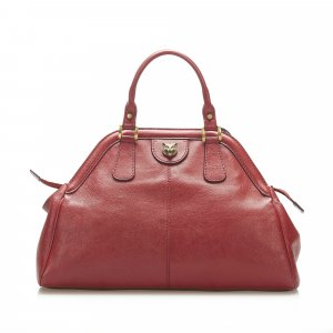 Gucci ReBelle Leather Satchel