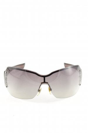 Gucci Retro Brille braun Casual-Look