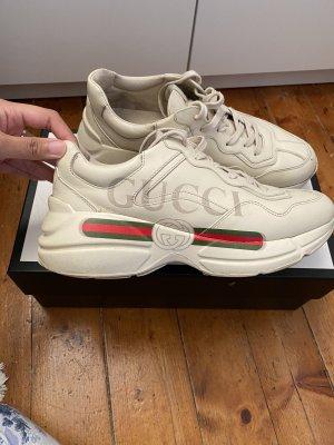 Gucci Rhyton Sneaker Schuhe Logo