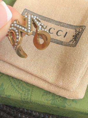 Gucci Anello di fidanzamento oro