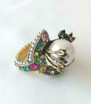 Gucci Statement Ring multicolored