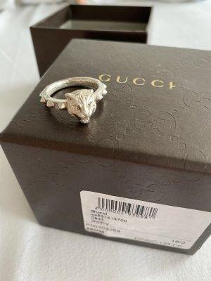 Gucci Silver Ring silver-colored