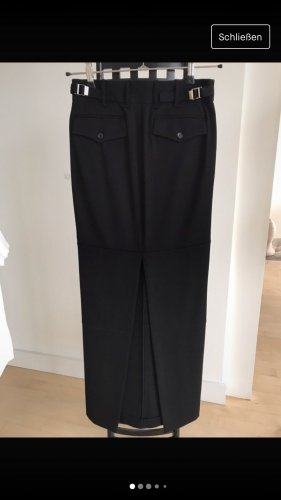 Gucci Maxi Skirt black