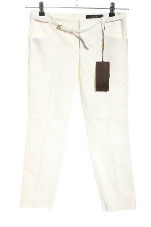 Gucci Drainpipe Trousers cream business style
