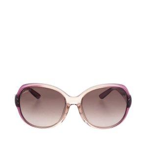 Gucci Gafas de sol rosa claro