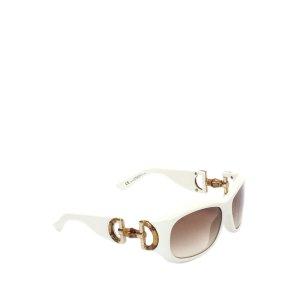Gucci Gafas de sol blanco