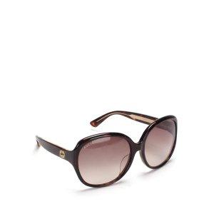 Gucci Okulary przeciwsłoneczne brązowy