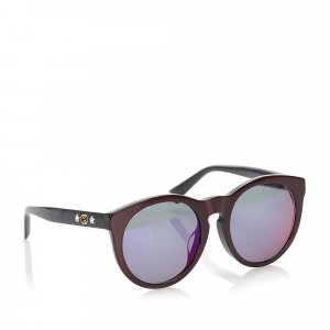 Gucci Round Tinted Sunglasses