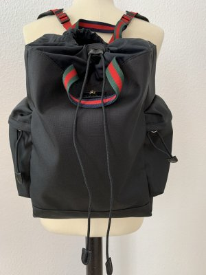 Gucci Backpack Trolley black