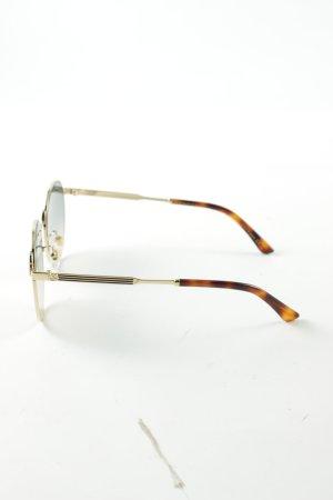 Gucci Round Sunglasses multicolored elegant