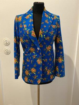 Gucci Blazer de lana azul