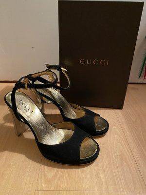 Gucci Sandalen Gr. 38