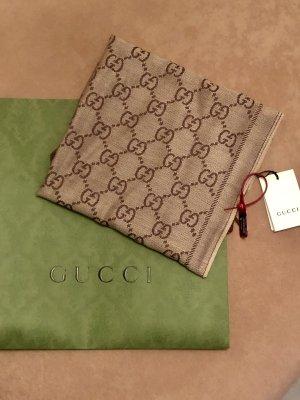 Gucci Écharpe en laine multicolore
