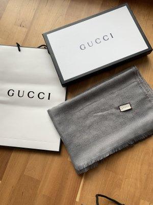 Gucci Bufanda de flecos multicolor