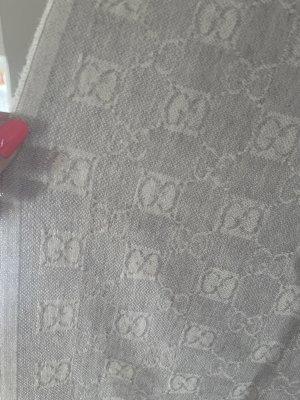 Gucci Tube Scarf light grey