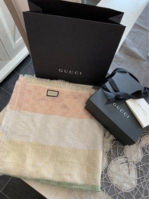 Gucci Foulard multicolore coton