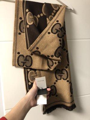 Gucci Wollen sjaal veelkleurig
