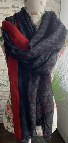 Gucci Neckerchief black wool