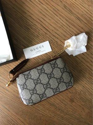 Gucci Key Case grey brown-grey