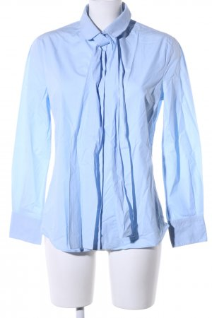 Gucci Tie-neck Blouse blue casual look