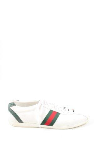 Gucci Sznurowane trampki Wielokolorowy W stylu casual