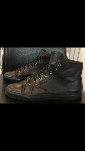 Gucci High Top Sneaker black
