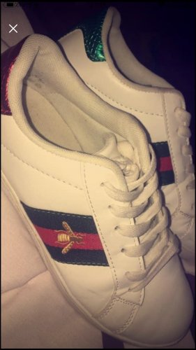 Gucci Sneaker stringata bianco