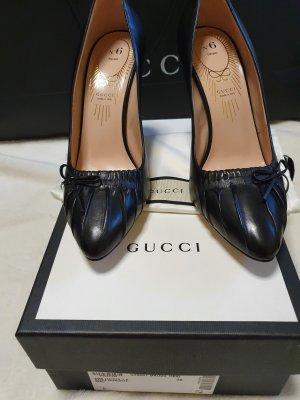 Gucci Hoge hakken zwart