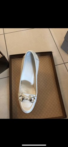 Gucci Schuhe Keilabsatz