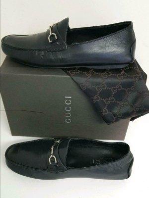 Gucci Schuhe Slipper Loafer Gr. 41