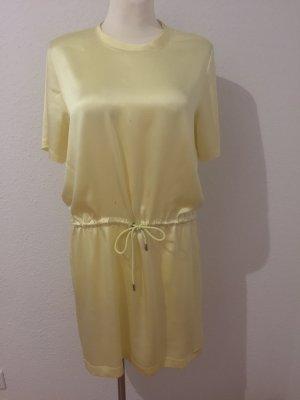 Gucci Mini Dress pale yellow